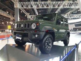 Suzuki Jimny's Local Production Could Start Soon