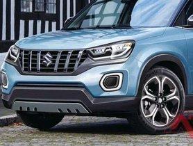 India-bound 2021 Suzuki Vitara to Debut In October 2020