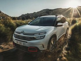 Citroen C5 Aircross (Skoda Karoq-rival) Trial Production Starts
