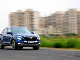 New-Gen Hyundai Creta Registers Amazing Growth of 75 per cent Last Month