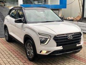 A New Hyundai Creta Gets Ceramic Coating Treatment