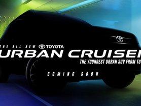 Maruti Vitara Brezza-based Toyota Urban Cruiser: All You Should Know