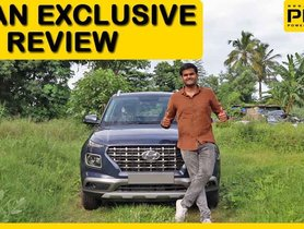 Hyundai Venue iMT - First-ever Video Review