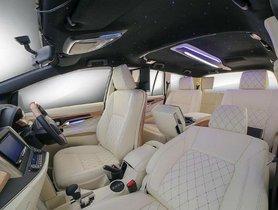 Madhuri Dixit's Highly Modified Toyota Innova Looks Super Luxurious