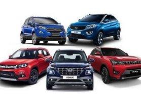 Maruti Vitara Brezza Outsells Hyundai Venue, Tata Nexon and Others 2 Months in a Row