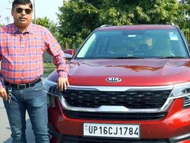 Kia Seltos Diesel Owner Gives a Review on Completion of First 10,000 Kms