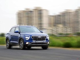 11 Hyundai Creta SUVs Sold Every Hour Since 2015