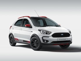 Ford Freestyle Flair Edition Launched - FULL DETAILS