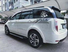 This Tata Aria Gets 19-inch Alloy Wheels From Tata Hexa