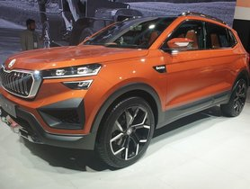 Made-for-India Skoda Vision IN SUV & Mid-size Sedan Launch Timeline Revealed