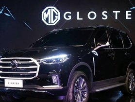 MG Gloster (Toyota Fortuner Rival) Teased Ahead of Launch