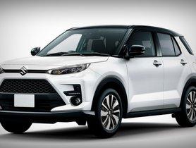 Here's What Maruti's Hyundai Creta Rival Could Look Like