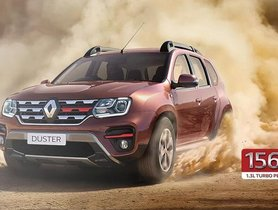 Renault Duster Turbo Launched, MORE POWERFUL than Kia Seltos 1.4 Turbo