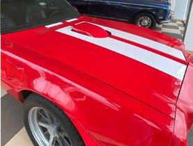 M.S. Dhoni Gets Home A Pontiac Firebird Post Retirement