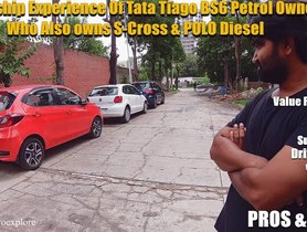 Tata Tiago Facelift Ownership Review By A VW Polo & Maruti S-Cross Owner