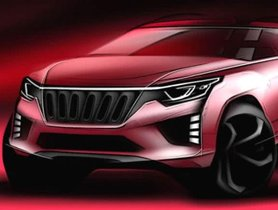 Mahindra's Hyundai Creta Competitor To Be Underpinned By Ford VX-772 Platform