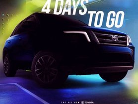 Toyota Urban Cruiser Launch on Aug-22, Bookings Underway for Rs 21,000