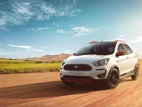 Ford FreeStyle Flair Edition Reaches Dealership – Walk-around Video