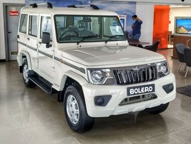 BS6 Mahindra Bolero with Official Accessories Showcased in a Walkaround Video