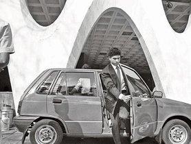 Sachin Tendulkar MISSES His Maruti 800, Wants it Back
