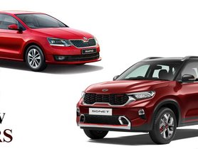 Kia Sonet to Skoda Rapid Automatic - 5 New Cars To Launch Next Month