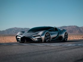 Hyperion XP-1 – The First Hydrogen Fuel-Powered Supercar in The World