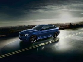 BMW 3-Series Gran Turismo Shadow Edition Launched At INR 42.5 Lakh