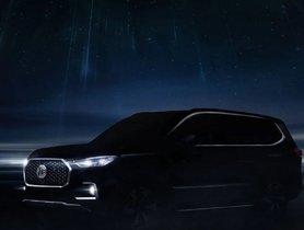MG Gloster To Offer AWD and 64-colour Ambient Lighting System