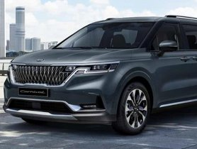 2021 Kia Carnival Comes With Up To 11 Seats And Two V6 Motors