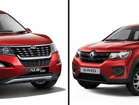 Renault Kwid to Mahindra XUV500 - Top Cars For Indian Women With Prices