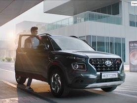 Hyundai Venue Sport Trim TVC Released