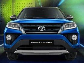 Upcoming Toyota Urban Cruiser Fully Revealed