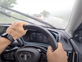 Tata Nexon EV Driving Range Tested In Real-World Conditions