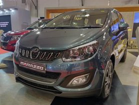 BS6 Mahindra Marazzo Launched In India At INR 11.25 Lakh