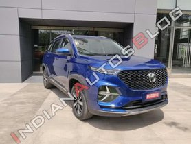 MG Hector Plus Prices Increased By Rs. 46,000, Now Starts At Rs. 13.74 Lakh