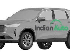 GWM Haval H6X Patent Images Leaked, Will Replace H6 Coupe