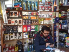 Where To Find After Car Accessories Markets in Delhi?