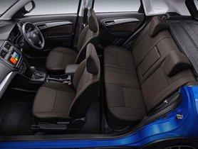 Toyota Urban Cruiser Interior Revealed in New Images
