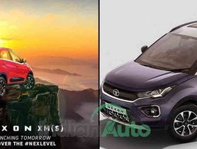 Tata Nexon XM(S) Launched, Becomes Most Affordable Sunroof-equipped Model