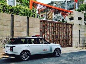 Billionaire Mukesh Ambani Adds 3 New Range Rover LWB To His Security Fleet