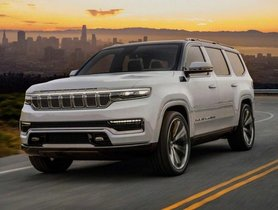 Jeep Grand Wagoneer Makes A Comeback In Production-ready Concept