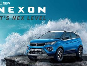 Tata Nexon Now Gets 36 Variants - Model-wise Prices
