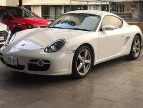 Amitabh Bachchan's Porsche Cayman S For Sale - As Affordable As a Toyota Innova Crysta