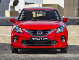 Made-in-India Toyota Starlet (Rebadged Glanza) Hits South African Markets