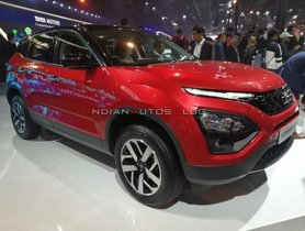 Tata Harrier Records WHOPPING 167% Sales Growth, Overtakes MG Hector