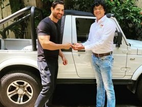 John Abraham Donates His Maruti Gypsy For a Noble Cause - FULL DETAILS