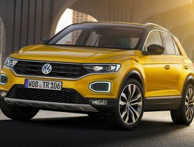 Volkswagen T-Roc Sold Out In India, Booking Closed