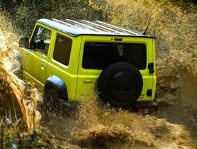 Suzuki Jimny to Return to Europe as a 2-seater Commercial Vehicle