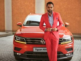 Abhay Deol Buys A Brand New VW Tiguan AllSpace