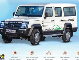 New BS6 Force Trax Cruiser And Toofan Launched At Rs 10.9 Lakh